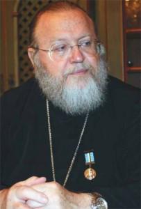 Первоиерарх Русской Православной Церкви Заграницей митрополит Восточно-Американского и Нью-Йоркского Иларион
