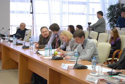 Заседание Изборского клуба в Екатеринбурге