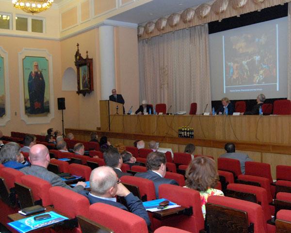 Расширенное заседание Правления Клуба православных предпринимателей