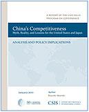 CSIS: Конкурентоспособность Китая: анализ и политика