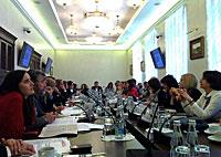 Заседание «ОПОРЫ РОССИИ» и РСПП на тему «Социальный бизнес: развитие, измерение, оценка»