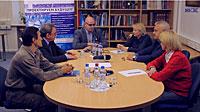 Заседание Интеллектуального клуба «Стратегическая матрица» по теме «Кибервойна в современном кризисном противоборстве»