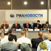 Матрица модернизации: пресс-конференция в РИА Новости