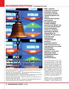 2008: Рейтинг наиболее стратегичных компаний