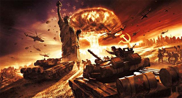 А. Агеев, Е. Логинов: Новая большая война: хроники хорошо забытого будущего