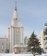 Александр Агеев выступил с докладом на научном семинаре в МГУ