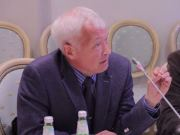 Выступление Е.А. Дербина на тему «Национальной идеи как вектора развития»