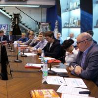 «НПО Энергомаш» стал центром проведения семинара «Технологии глобальной конкуренции» в рамках спецкурса ИНЭС для руководителей ОПК