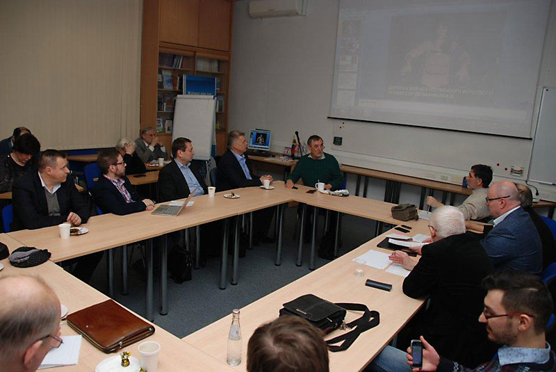 Заседание научной секции Сретенского клуба