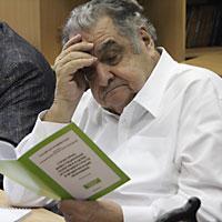 Заседание дискуссионного клуба О.Т. Богомолова