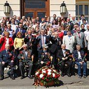 Российская академия наук встретила День Победы!