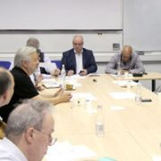 Заседание экспертно-дискуссионного клуба «Аналитика»