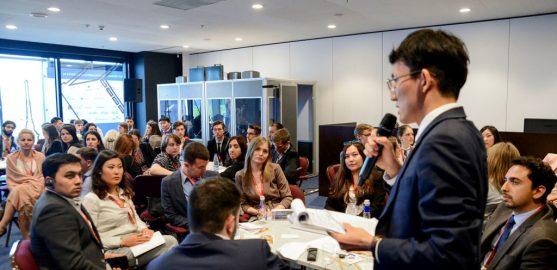 Международная молодежная форсайт-сессия на ПМЭФ