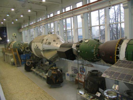 Увидели спускаемый аппарат первого в мире космонавта Юрия Гагарина
