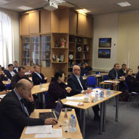 С 18 по 23 марта в Учебном центре ИНЭС прошел очередной курс повышения квалификации «Стратегическое управление»