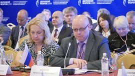 Александр Агеев на «Деловом форуме — 2019»